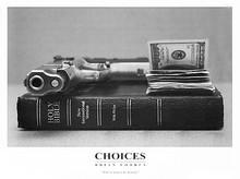 Choices (11 x 14) Art Print- Brian Forbes