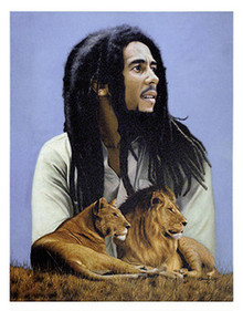 One Love Art Print - Andy H