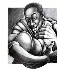 Daddy's Love Limited Edition Art Print - Cbabi Bayoc