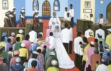 The Wedding Art Print - Hulis Mavruk