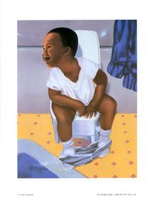 Indisposed Art Print - Stanley Morgan