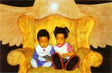 Grandmas Hands Art Print - Merrill Robinson