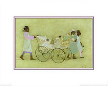 Little Promenade Art Print - Danny Phifer
