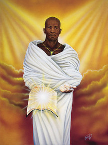 Got Jesus Art Print - Jamal Scott