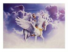 Glory Hallelujah Art Print - Edward Clay Wright