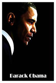 Barack Obama Art Poster