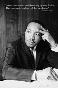 Martin Luther King Jr: Darkness