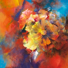 Floral Glory Art Print