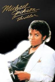 Michael Jackson - Thriller Art Poster