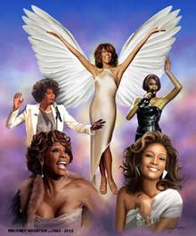 Whitney Art Print - Wishum Gregory