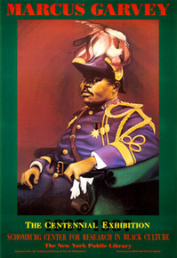 Marcus Garvey Art Print - Bernard Hoyes