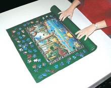 Rollup Puzzle Mat