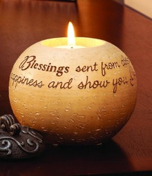 Blessings Comfort To Go Candle