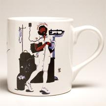 Caren Comfort RN Mug