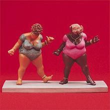 You Hungry? Figurine - Annie Lee