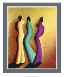La Dance Art Print - Patrick Ciranna