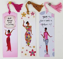 Bookmark Sets - E (3 Bookmarks by Artist Cidne Wallace)