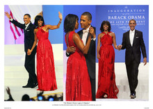The Obamas Power, Legacy & Elegance Art