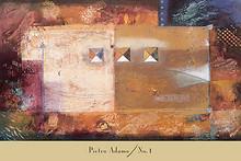 Triad I Art Print - Pietro Adamo