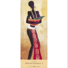 African Elegance 2--Lee White