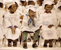 First Graduation--Kenneth Gatewood