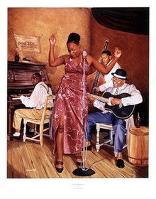 Creators of Jazz Art Print - Jason Delancey