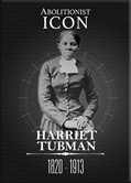 Black History Series: Harriet Tubman Magnet