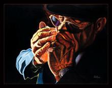 Blowin' Blues--Steven Johnson