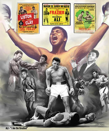 Ali: I Am The Greatest--Wishum Gregory
