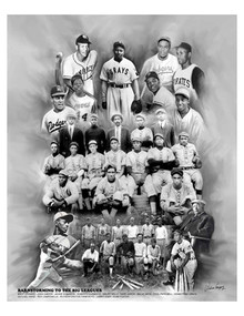 Barnstorming To The Big Leagues--Wishum Gregory