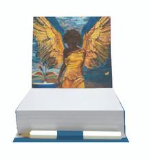 Angelic Guidance Note Cube--Buena Johnson