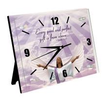 James 1:17 Wall Clock