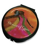 Women of Grace Pocket Mirror Case--Kerream Jones