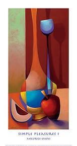 Simple Pleasures I Art Print - Maurice Evans