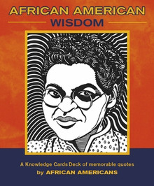 African American Knowledge Cards (Wisdom)