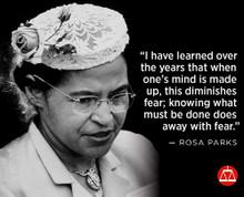 Rosa Parks--ANON