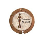 Beautifully Blessed Purse Hanger --Cidne Wallace