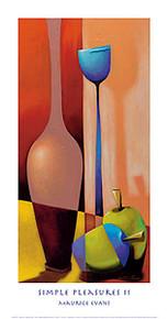 Simple Pleasures II Art Print - Maurice Evans
