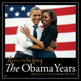 2019 The Obama Years African American Calendar