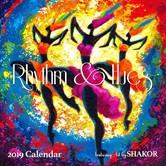 2019 Rythym and Hues African American Calendar
