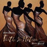 2019 Faith In Motion African American Calendar