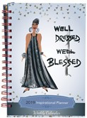 Well Dressed, Well Blessed 2019 Weekly Inspirational Planner