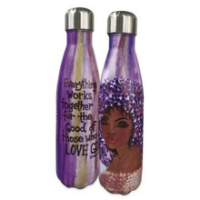 "Everything Works Together Stainless Steel Bottles--Sylvia ""GBaby"" Cohen"