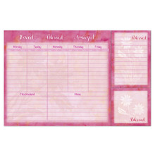 Loved,Blessed,Amazed. Assorted Desk Memo Pad--Sharyn Sowell