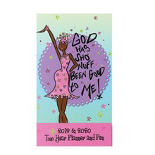 God Sho Nuff 2019-2020 African American Two Year Planner--Kiwi McDowell