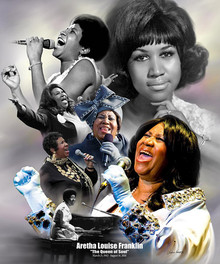 Aretha Franklin: The Queen of Soul--Wishum Gregory