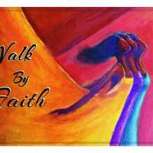 Walk By Faith Memory Foam Floor Mat --Kerream Jones