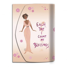 Each Day I Count My Blessings Cidne Wallace--Purse Pals