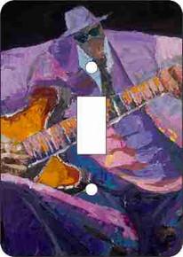 Mr. Lee Single Light Switch Cover--Dane Tilghman