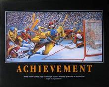Slapshot (Achievement) Art Print-- Ernie Barnes